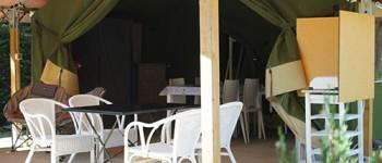 location d'un mobil home dans le Luberon