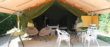 tente camping Epi Bleu