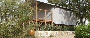 Location cabane sur Pilotis Luberon