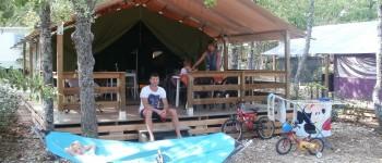 les location au camping l'Epi Bleu