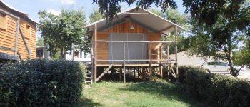 Cabane Lodge sur Pilotis