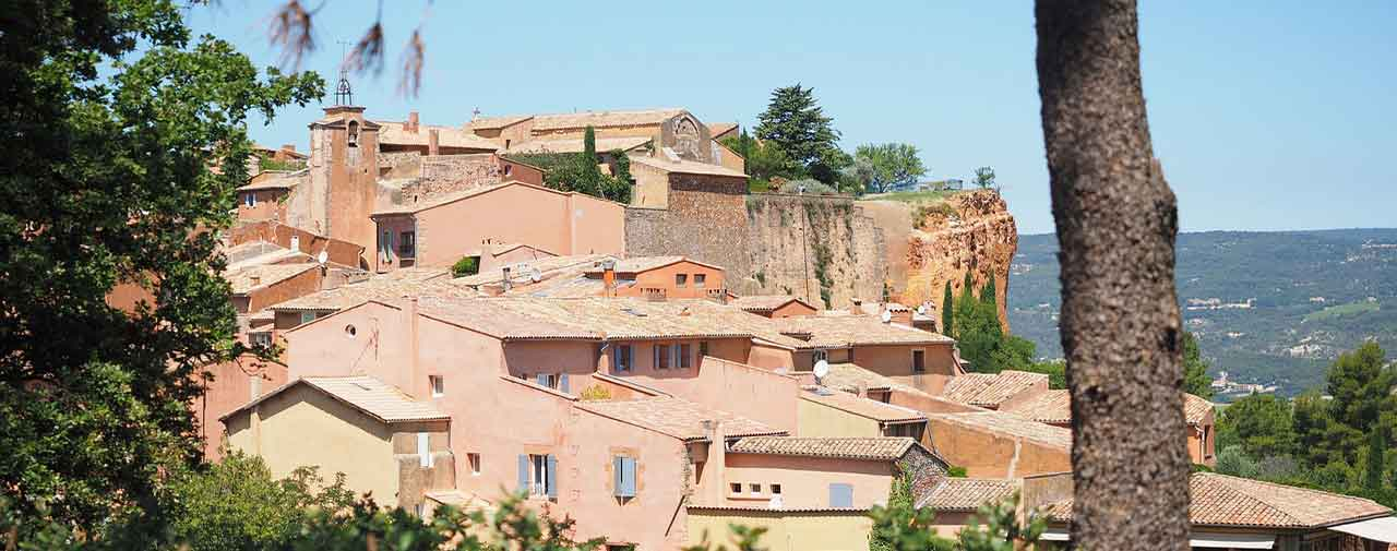 luberon villages