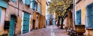 villages en provence